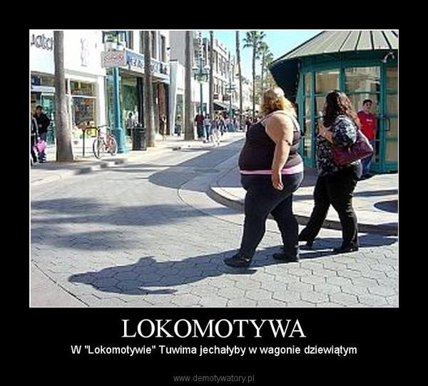 """LOKOMOTYWA –  W """"Lokomotywie"""" Tuwima jechałyby w wagonie dziewiątym"""