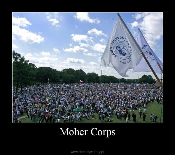 Moher Corps –