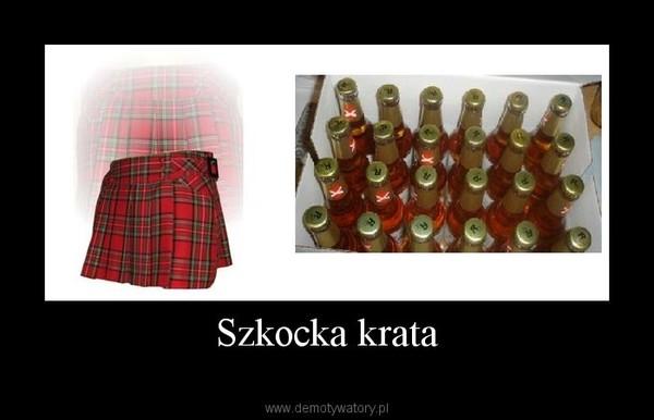 Szkocka krata –