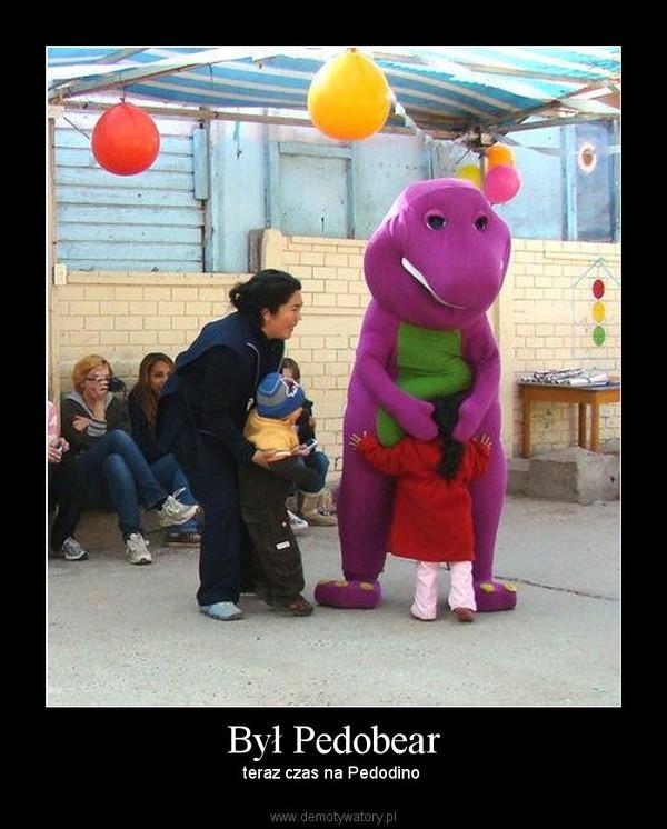 Był Pedobear – teraz czas na Pedodino