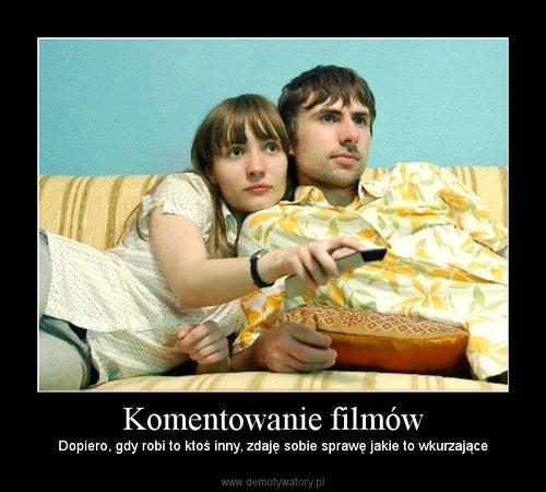 Komentowanie filmów