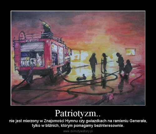 Patriotyzm..