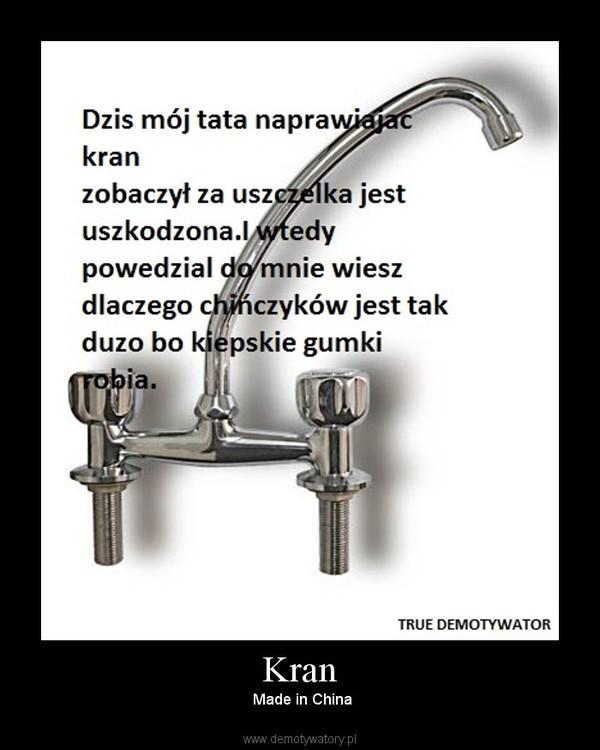 Kran – Made in China