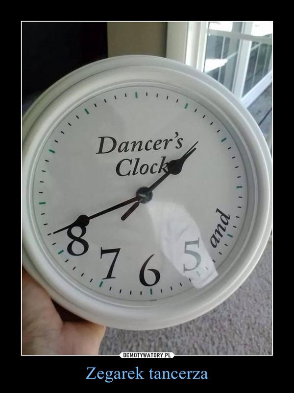 Zegarek tancerza –