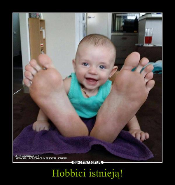 Hobbici istnieją! –