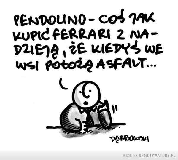 Pendolino –