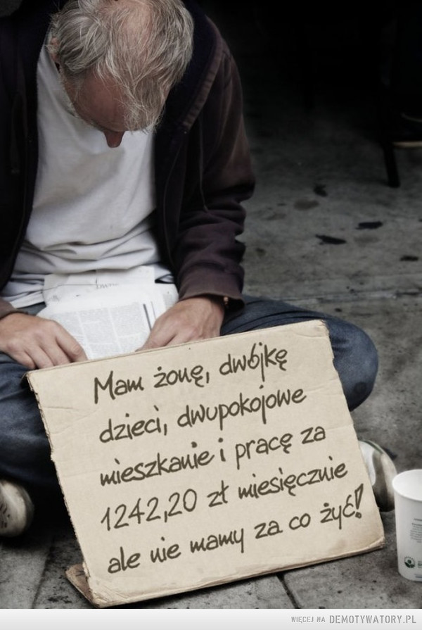 1242,20 zł – To nawet za mało na rządowy obiad.