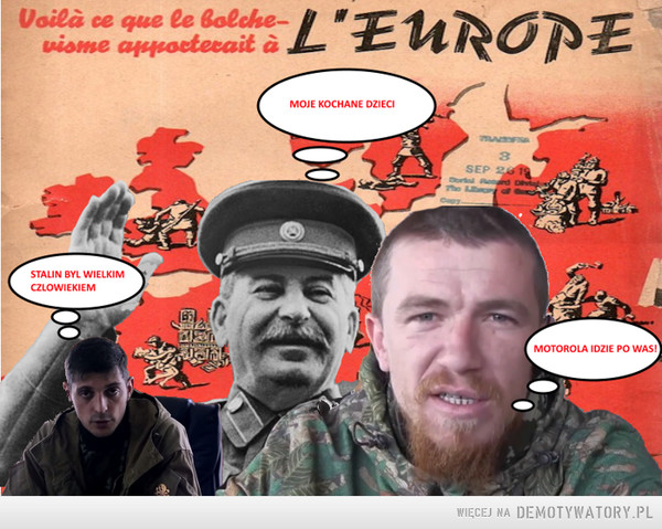 """Prawda o """"separatystach"""" – cytaty """"bohaterow""""  prorosyjskich ekstremistow."""