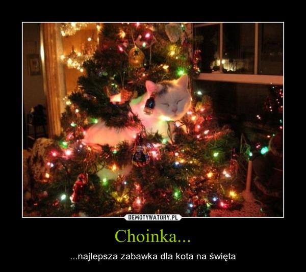 Choinka Demotywatorypl