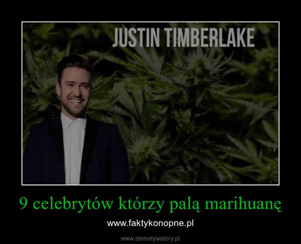 9 celebrytów którzy palą marihuanę – www.faktykonopne.pl