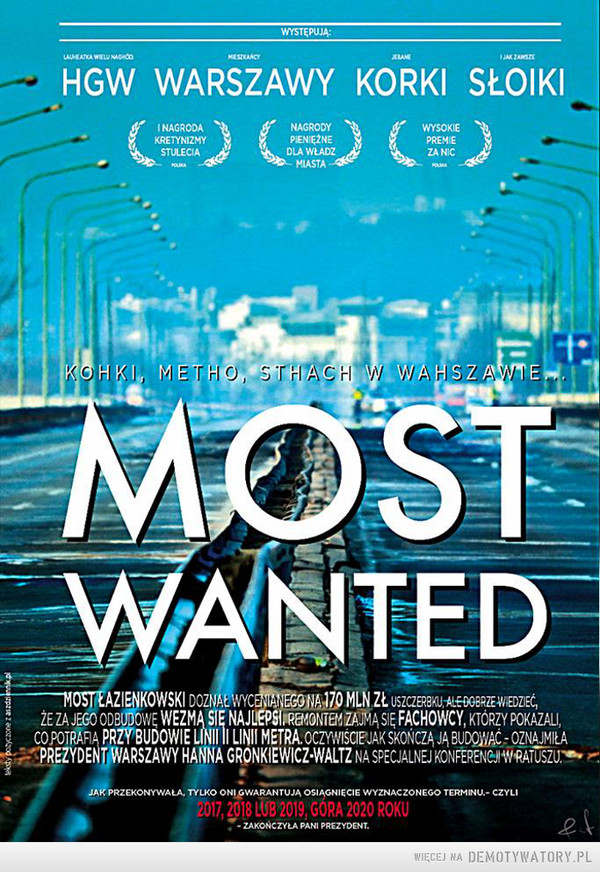 Most wanted –