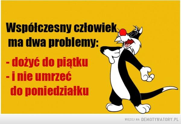 Problemy człowieka –