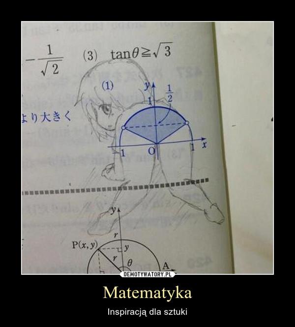 Matematyka – Inspiracją dla sztuki