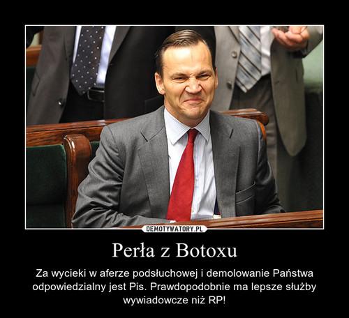 Perła z Botoxu