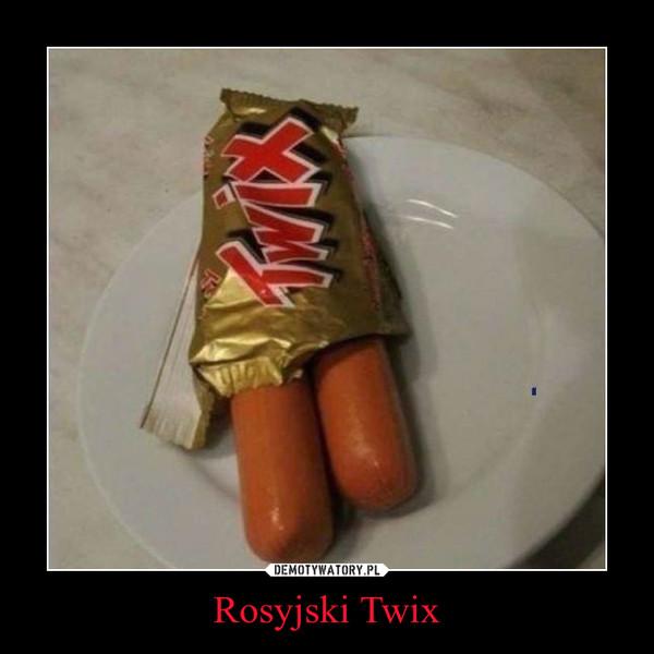 Rosyjski Twix –