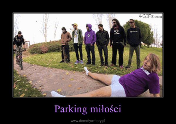 Parking miłości –