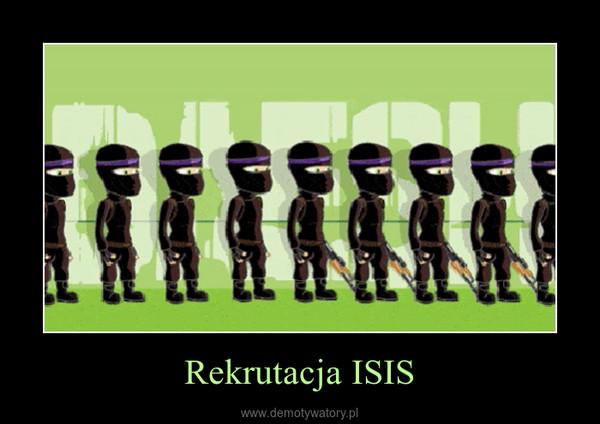 Rekrutacja ISIS –