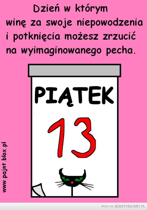 Piątek 13 –
