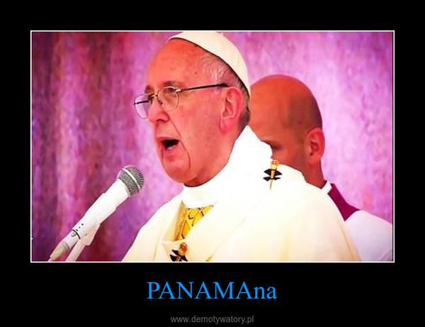 PANAMAna –