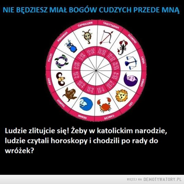 Wróżki i horoskopy –