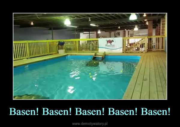 Basen! Basen! Basen! Basen! Basen! –