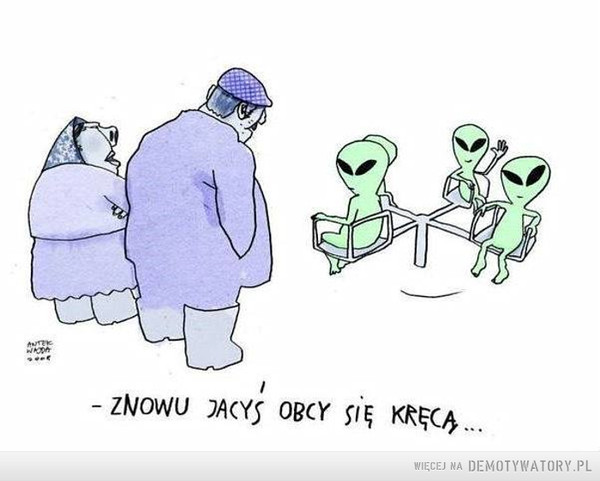 Obcy –