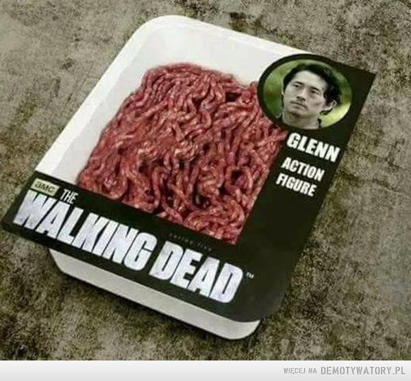 Figurka Glenna z Walking Dead –