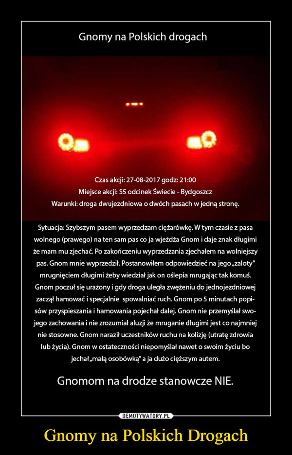 Gnomy na Polskich Drogach –