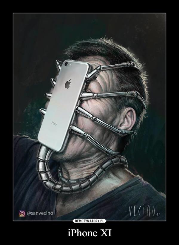 iPhone XI –