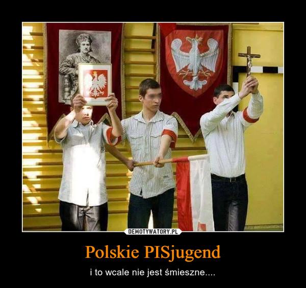 Polskie PISjugend – i to wcale nie jest śmieszne....