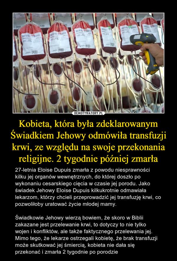 Kongres Świadków Jehowy na Stadionie Śląskim.