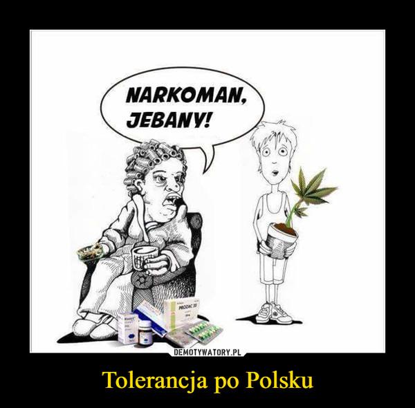 Tolerancja po Polsku –