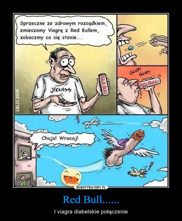 Red Bull...... – I viagra diabelskie połączenie