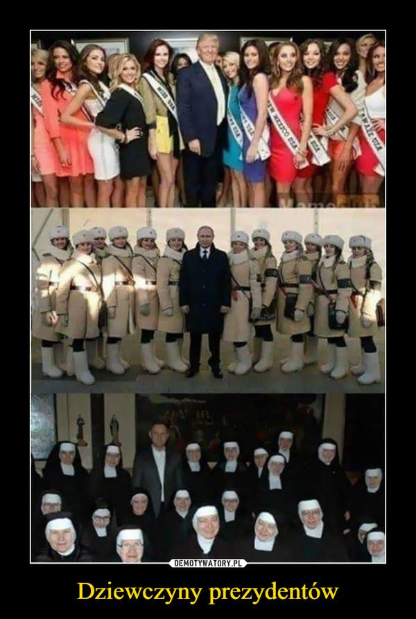 Dziewczyny prezydentów –