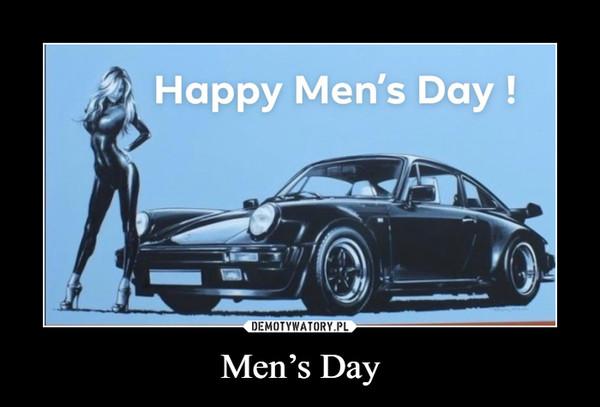 Men's Day –