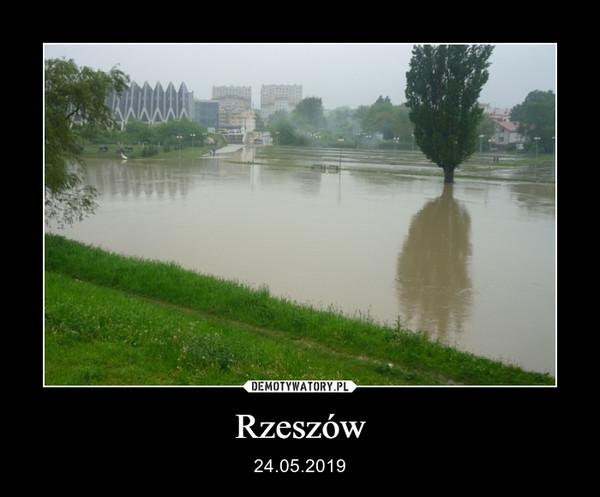 Rzeszów – 24.05.2019