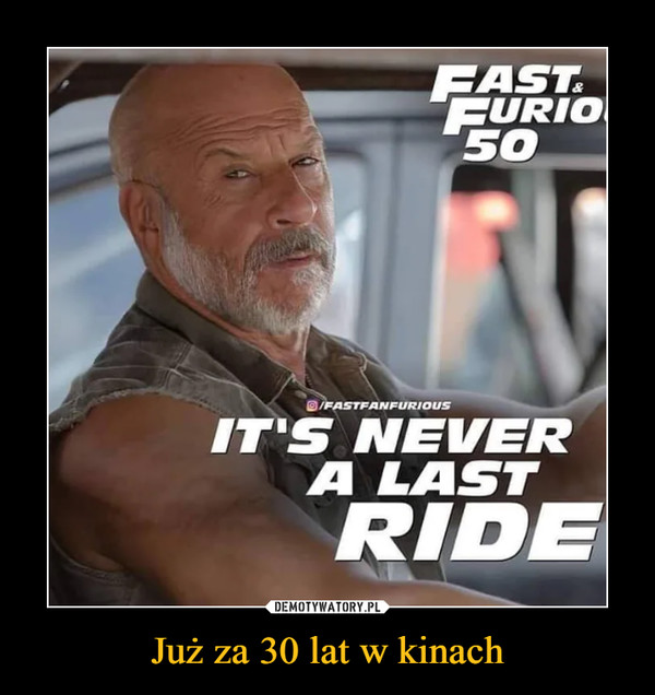 Już za 30 lat w kinach –