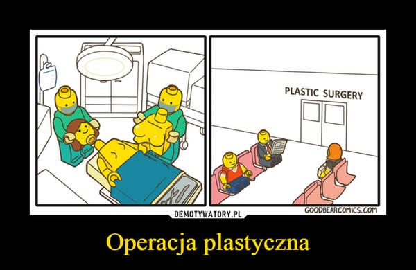 Operacja plastyczna –