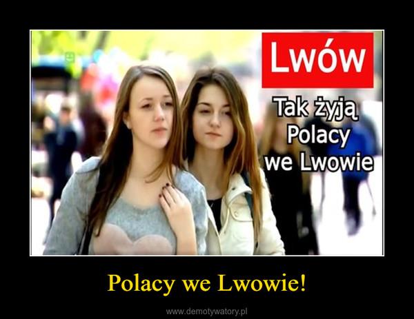 Polacy we Lwowie! –