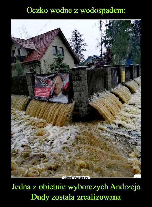 Jedna z obietnic wyborczych Andrzeja Dudy została zrealizowana –