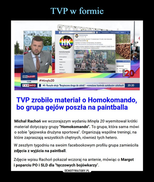 TVP w formie