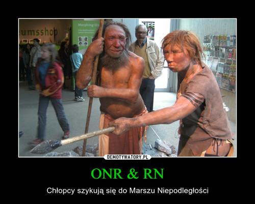 ONR & RN