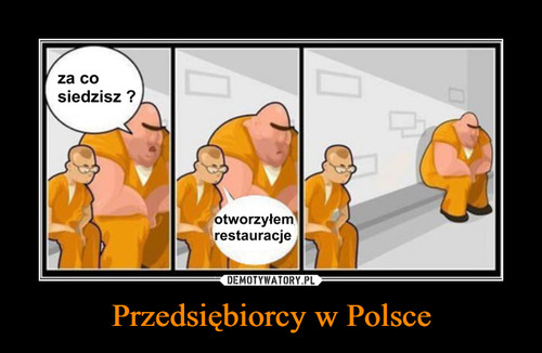 Przedsiębiorcy w Polsce