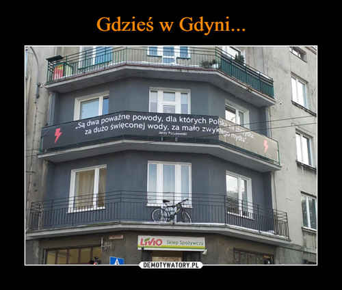 Gdzieś w Gdyni...