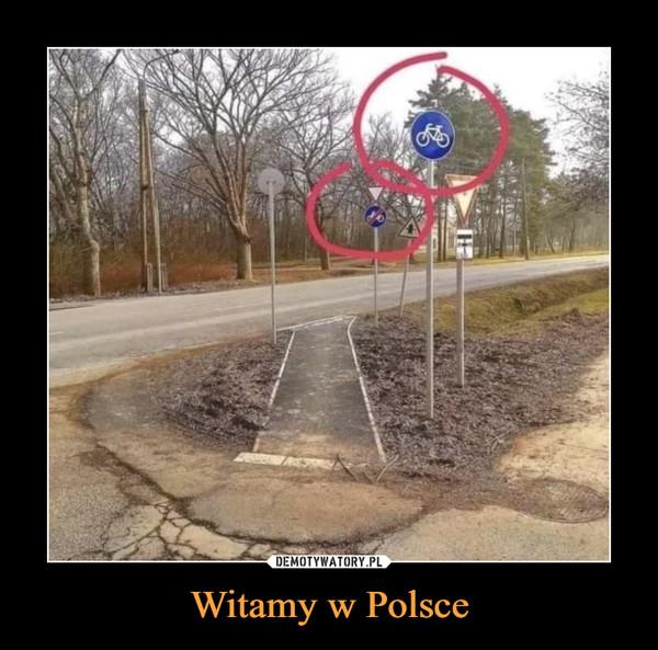 Witamy w Polsce –