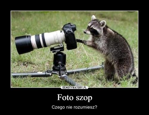 Foto szop