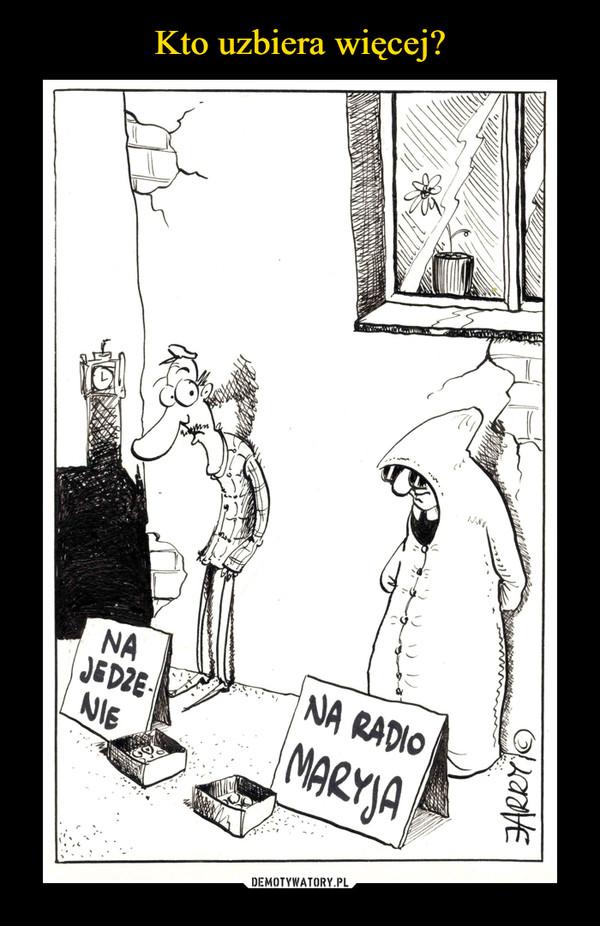 –  NA JEDZENIENA RADIO MARYJA