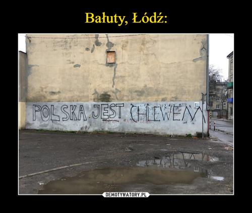 Bałuty, Łódź: