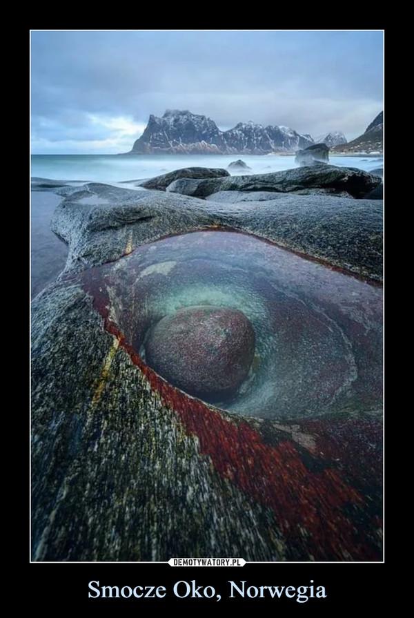 Smocze Oko, Norwegia –