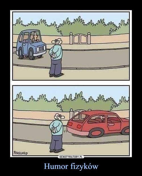 Humor fizyków